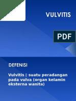4. Vulvitis