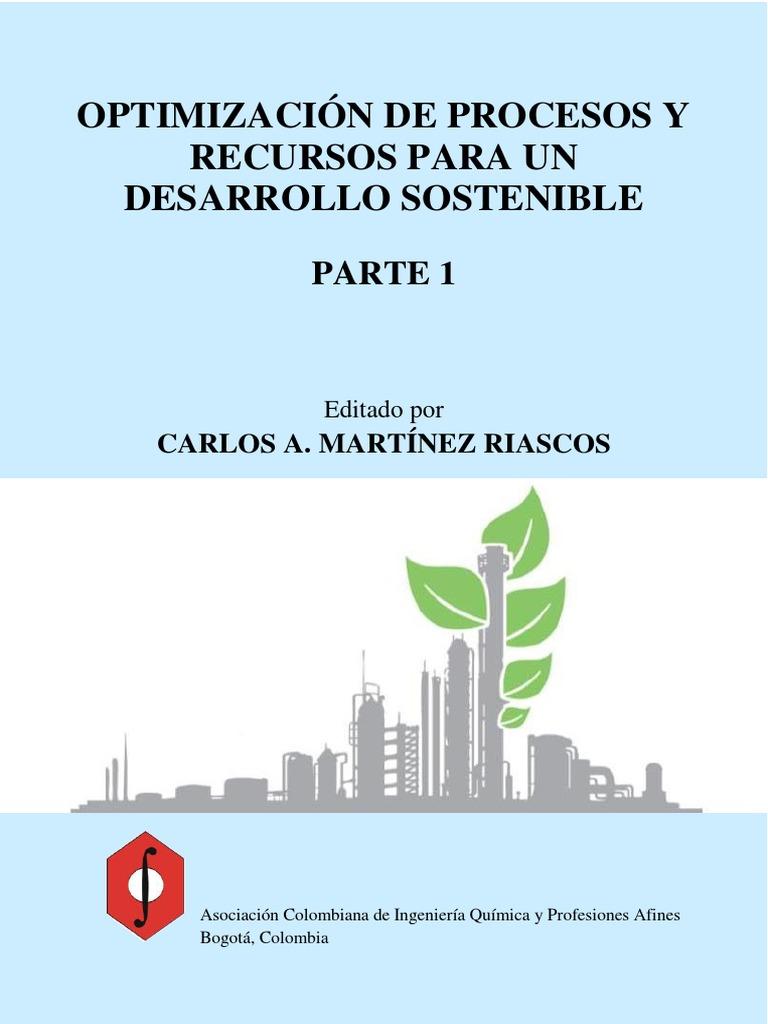 Optimización de Procesos y Recursos Para Un Desarrollo Sostenible ...