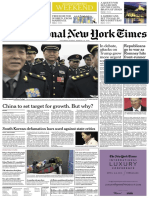 Asia Front page