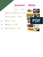 Restaurant Malú