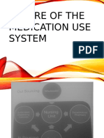 Future of the Medication Use System