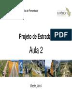 Aula 2-ESTRADAS 1 -FASES DO PROJETO REV1