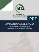 Codigo Tributario Boliviano