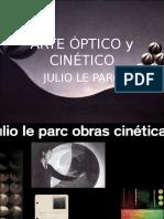 Le Parc-Arte Óptico y Cinético