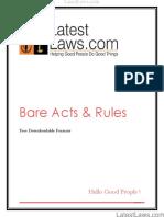 Indian Medical Act Amendments