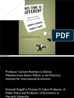 Reinhart and Rogoff Charts