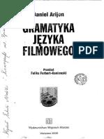 Arijon D. - Gramatyka Języka Filmowego