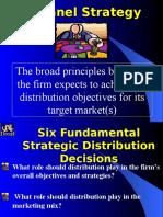 Chanel Strategi Untuk MM