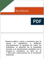 Socialism o