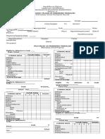 Deped Form 137 Edited