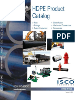 ISCO HDPE Full Line Catalog