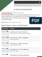 Wt 202016 Fixtures