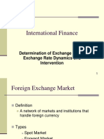 PPT (Determination of Exchange Rates).pdf