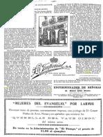1908-05-10 El Tiempo Ilustrado Horrores de Maniomios