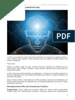 Programacion Neuro Linguistica
