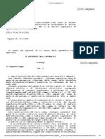 Omicidio Stradale - LEGGE n. 41 del 23 marzo 2016 - ATTO COMPLETO - Introduzione del reato di Omicidio Stradale e del reato di Lesioni Personali Stradali, nonche' disposizioni di coordinamento al decreto legislativo 30 aprile 1992, n. 285, e al decreto legislativo 28 agosto 2000, n. 274. (16G00048) (GU Serie Generale n.70 del 24-3-2016) note