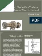 Combined Cycle Gas Turbine