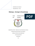 Mikologi , Virologi dan Parasitologi