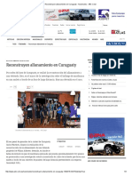Reconstruyen Allanamiento en Curuguaty - Nacionales - ABC Color