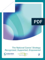 National Carers Strategy En