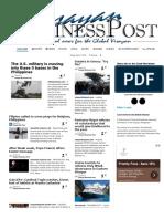 Visayan Business Post 28.03.16