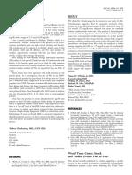 Optimal Low-Density Lipoprotein is 50 to 70 Mg:Dl...1