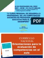 Ppt Evaluación Por Competencias-CPPe