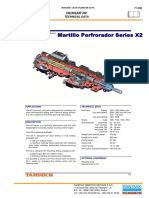 MARTILLO PERFORADOR X2