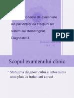 Examenul Clinic