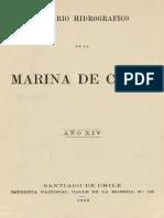 Anuario Hidrográfico - Marina de Chile