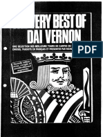 The Very Best of Dai Vernon - Richard Vollmer