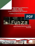 Proyecto de Acuerdo PDM 2012 2015 Junio 1