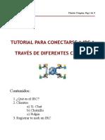 Tutorial Para Conectarse a IRC