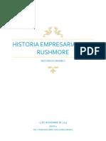 Historia Empresarial Sra Rushmore
