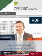 Ingeniería Didáctica Como Investigación Basada en El Diseño