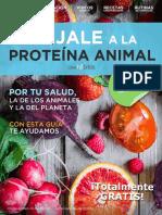 Bajale a La Proteina Animal