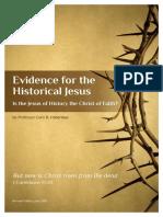 Habermas Evidencias de Jesús Histórico-Book Release 1.0