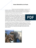 Usina Hidrelétrica de Paulo Afonso Ge