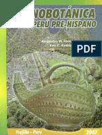 Etnobotanica Del Peru Prehispano