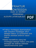 Power Point Monteggia
