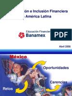 MODERNIZACION FINANCIERA EN AMERICA LATINA