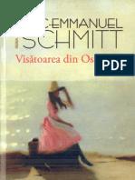 Eric Emmanuel Schmitt - Visatoarea Din Ostende