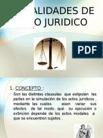 modalidadesdeactojuridico-131102221957-phpapp01.pptx