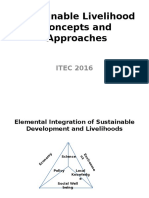 Livelihood - Concepts & Approaches - Copy