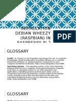 Install Raspbian on Raspberry
