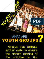 Youth Group Campaign 09