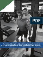 (NSCA) Basics Manual Final 2014