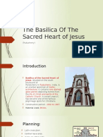 Basillica of Sacred Heart