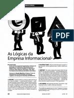 logica da empresa informacional alter.pdf