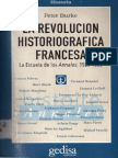 BURKE Peter La Revolucion Historiografica Francesa